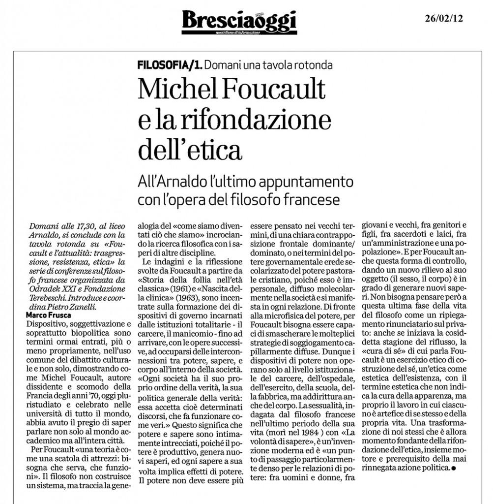 120226.bresciaoggi_frusca.foucault
