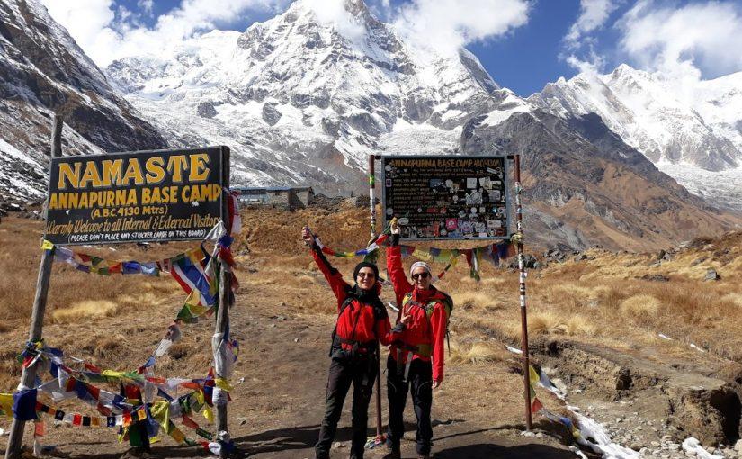 Tornando a casa. Diario di un trekking himalayano