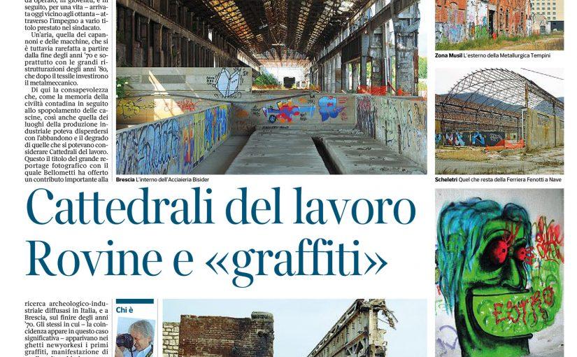 Fabbriche e graffiti