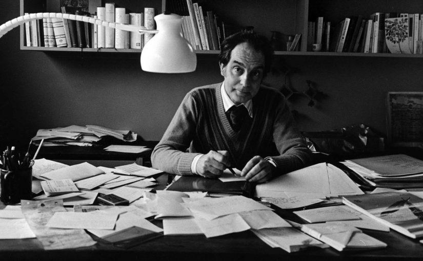 Il piacere di narrare di un grande scrittore
