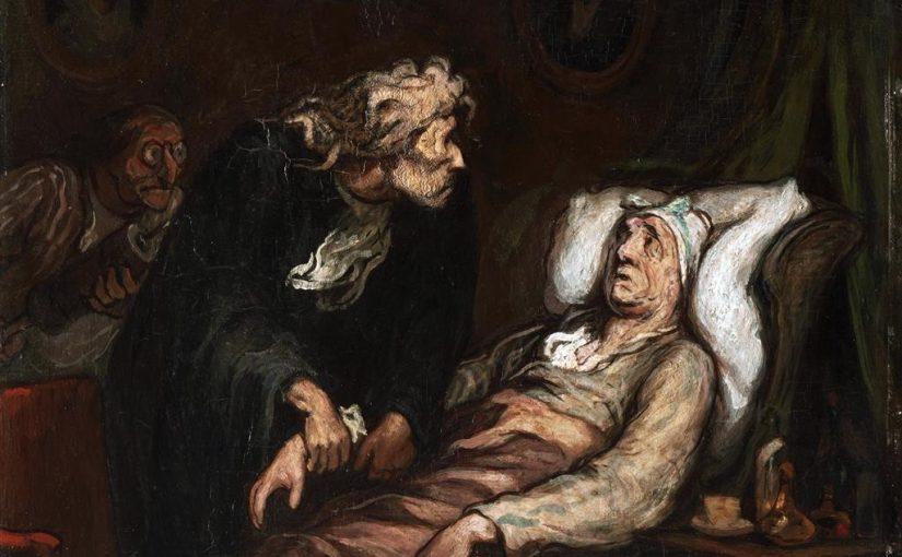 La pandemia presentita da un ipocondriaco